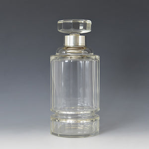 Geometric Art Deco Decanter