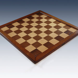 Wooden Chess Board by Jaques