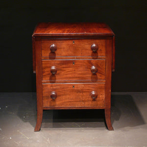 Mahogany Printers Chest