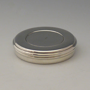 Silver Collapsible Cup