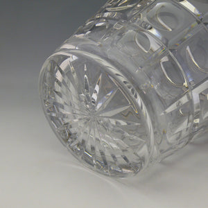 Cut Glass and Silver Ice Bucket / Wine Cooler
