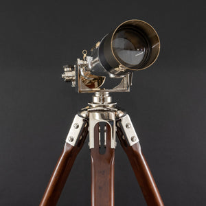 WWII 25 x 80 Monocular Spotting Scope