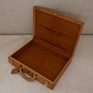 Louis Vuitton Custom Order Leather Attaché Case