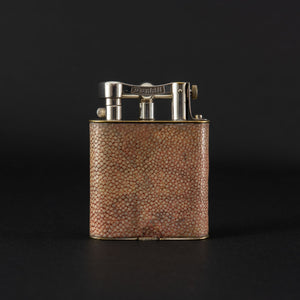 Shagreen Dunhill Giant Table Lighter