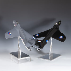 Pair of Hawker Hunter Models