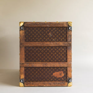 Exceptionally Large Louis Vuitton Wardrobe Trunk