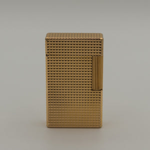 Gold Plated Dupont Pocket Lighter