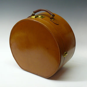 Leather Hat Case