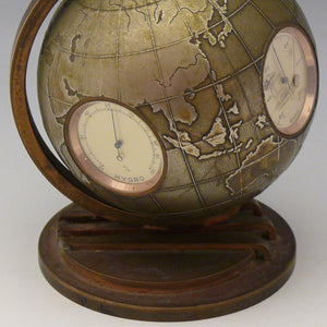 Globe Weather Station