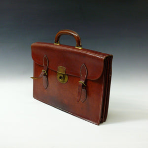 Pendragon Leather Briefcase