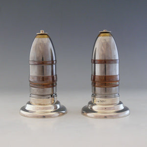 Artillery Shell Table Lighters