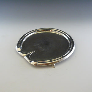 Silver Horseshoe Tray