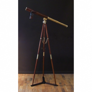 Watson & Sons Telescope on stand