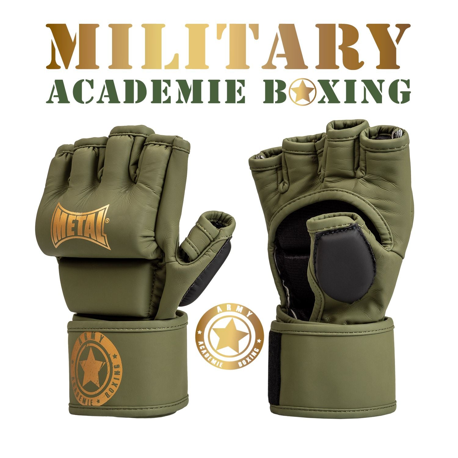 Gants MMA MILITARY MB