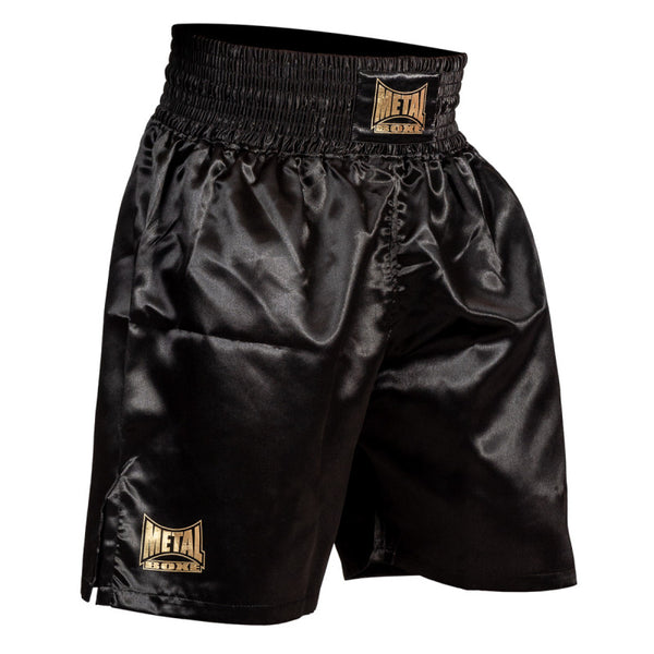 Short PRO LINE ANGLAISE NOIR/OR  MB