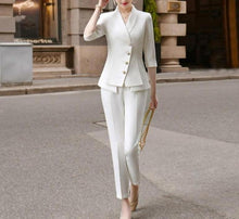 Load image into Gallery viewer, Essential Elegant Suit - RED VALENTEEN     Luxury gifts