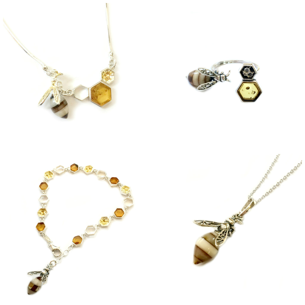New Baltic Amber Collection!