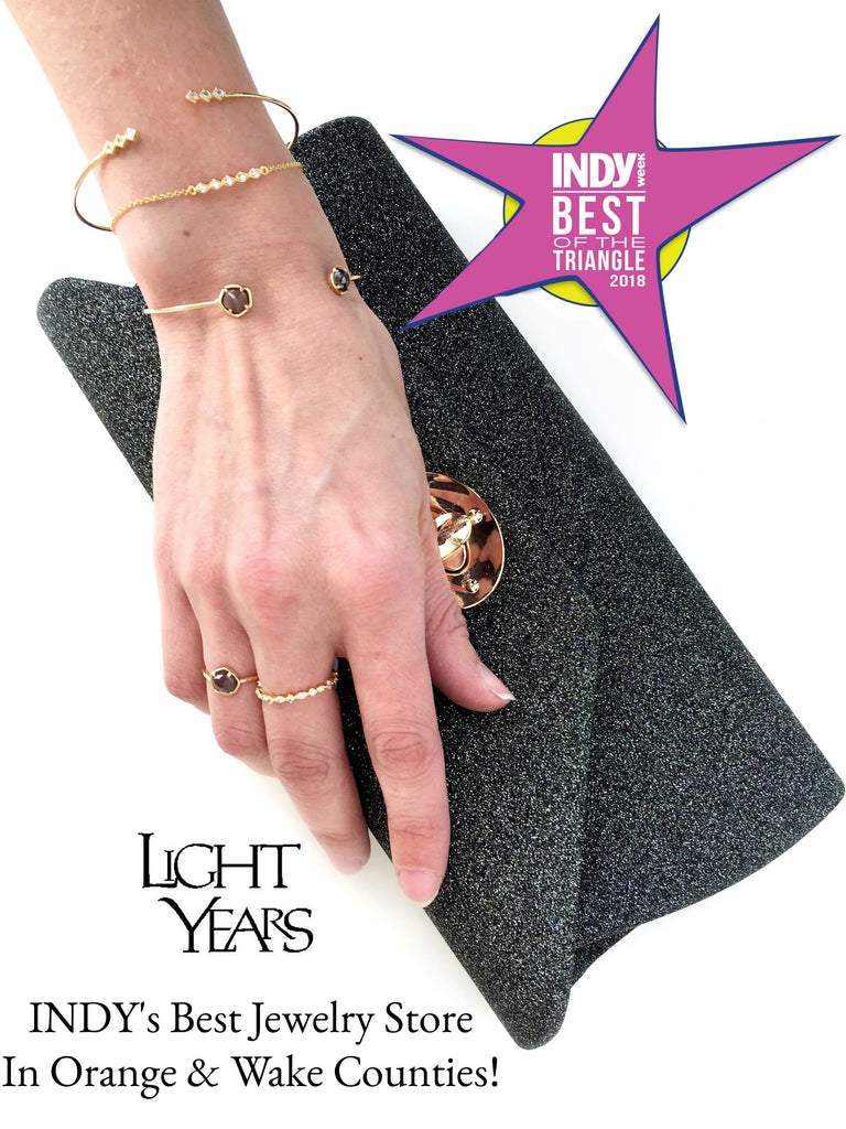 Light Years Wins Best Jewelry!