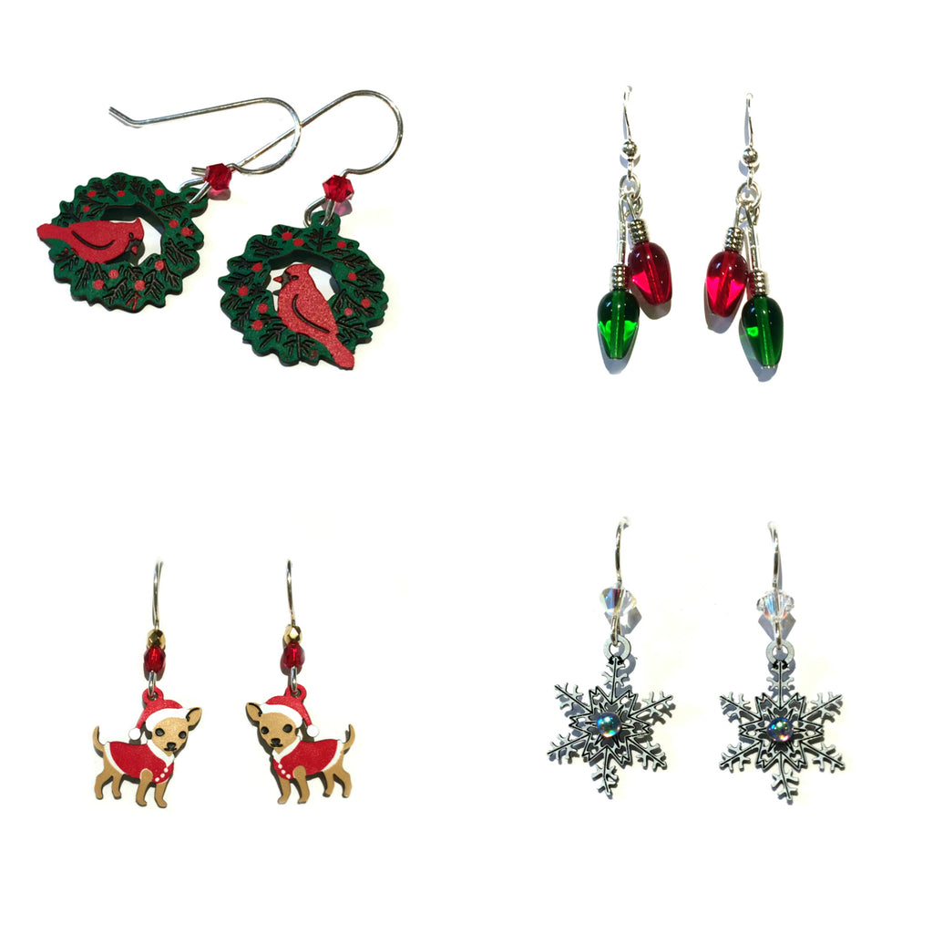 Holiday Earring Drop!