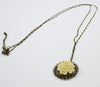 Ivory Rose Fashion Necklace, $10 | Vintage | Light Years Jewelry