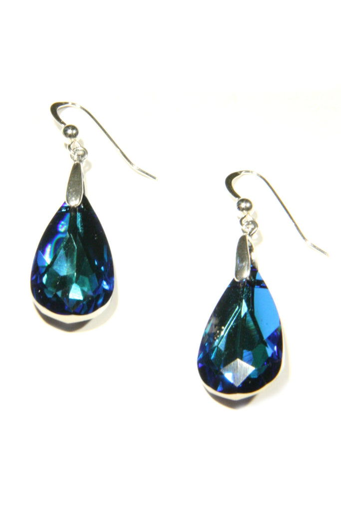 Moondrop Crystal Dangles, $32 | Light Years Jewelry