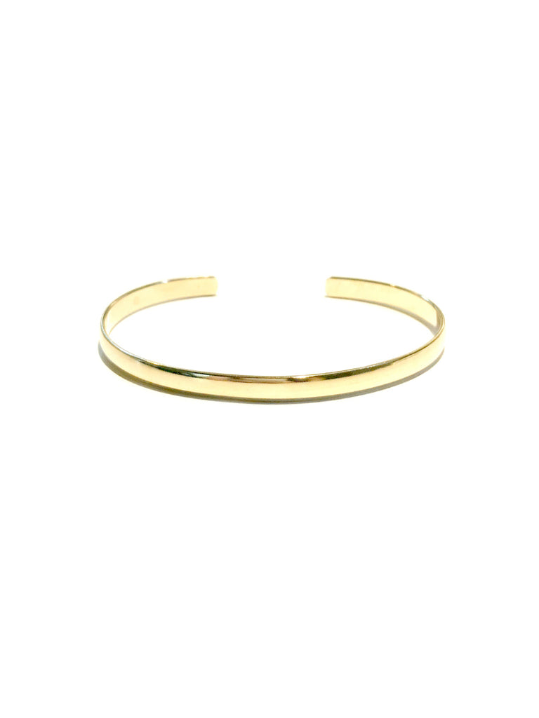 Classic Cuff Bracelet | Sterling Silver Gold Filled USA | Light Years