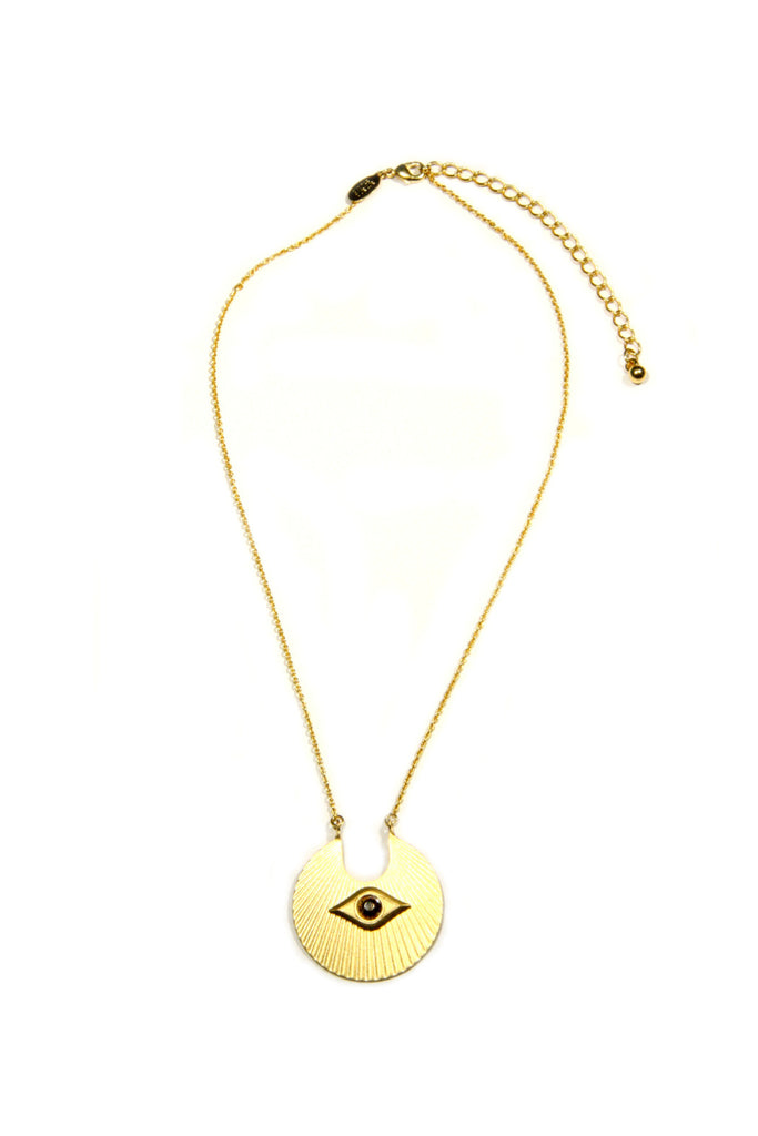 Amano Magic Eye Necklace, $34 | Light Years Jewelry