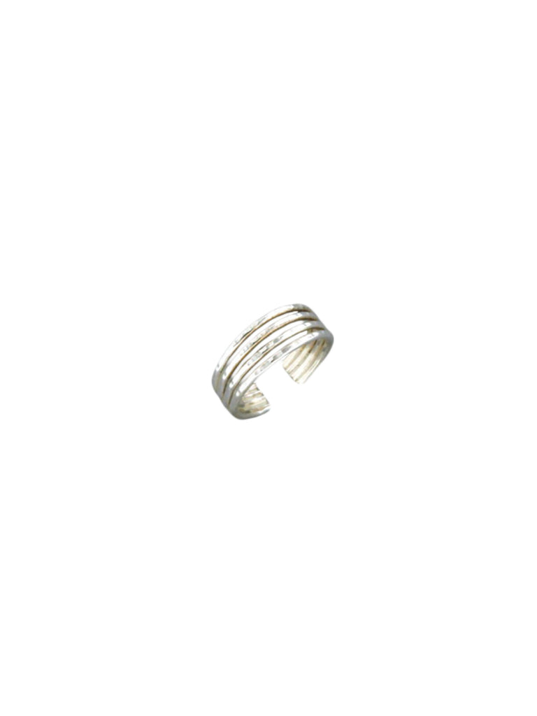 Four Band Ear Cuff | Sterling Silver Gold Filled USA | Light Years
