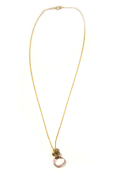 Spellbound Necklace, $44 | Gold Vermeil Chain | Light Years Jewelry