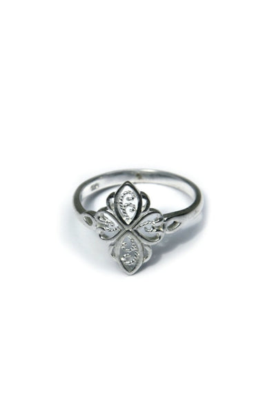Filigree Marquis Ring, $14 | Sterling Silver | Light Years Jewelry