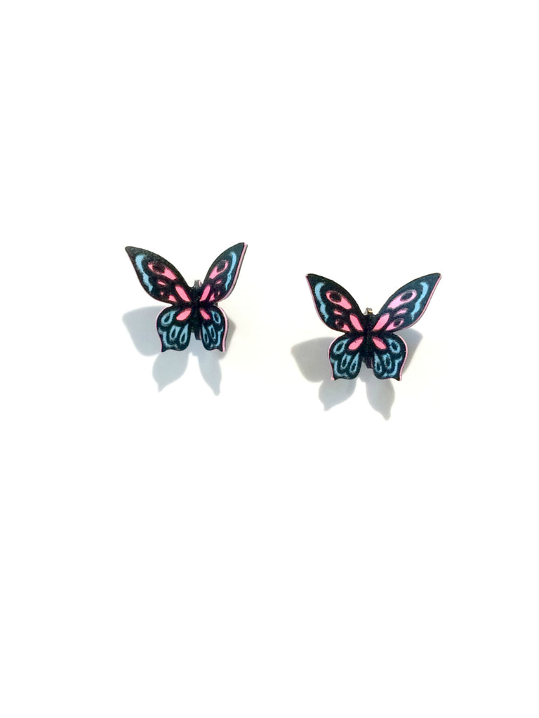 Butterfly Post Earrings by Sienna Sky | Light Years Jewelry