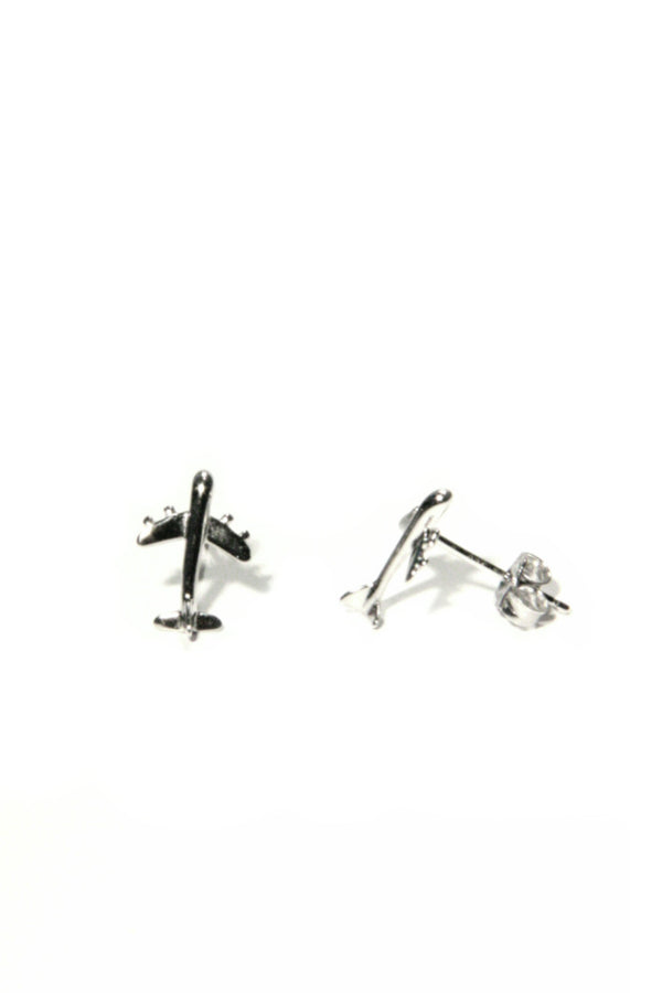 Sterling Silver Airplane Posts, $12.75 | Light Years Jewelry