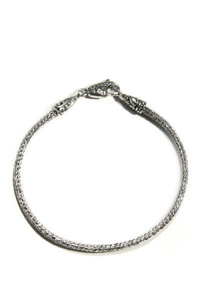 Detailed Sterling Silver Bracelet from Bali, $22 | Light Years Jewelry