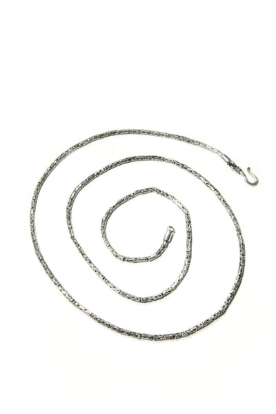 Handmade Bali Silver Chain, $54 | Sterling Silver | Light Years Jewelry
