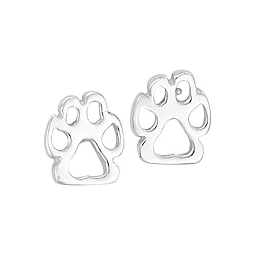 Paw Posts, $11 | Sterling Silver | Light Years Jewelry