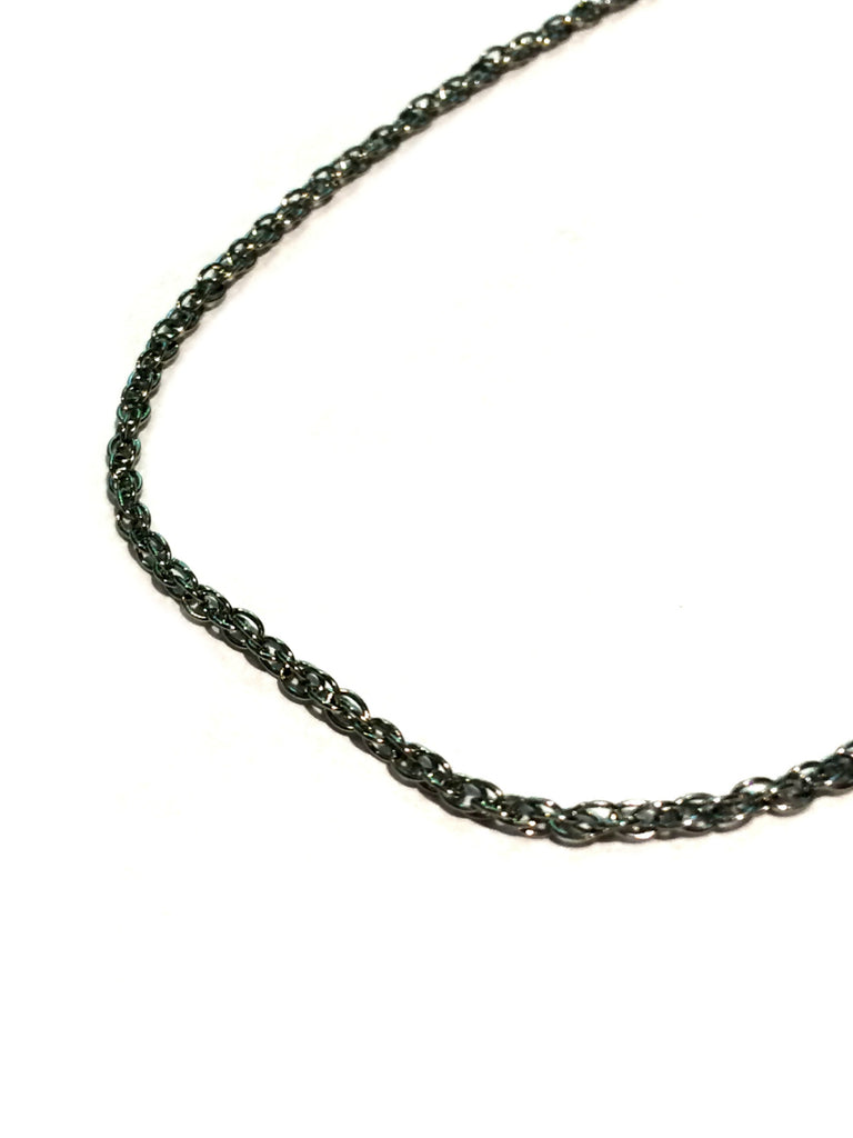 Linked Chain Anklet | Stainless Steel | Light Years Jewelry