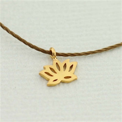 Nature Charm Necklace