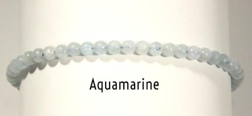 Aquamarine | Power Mini Bracelets