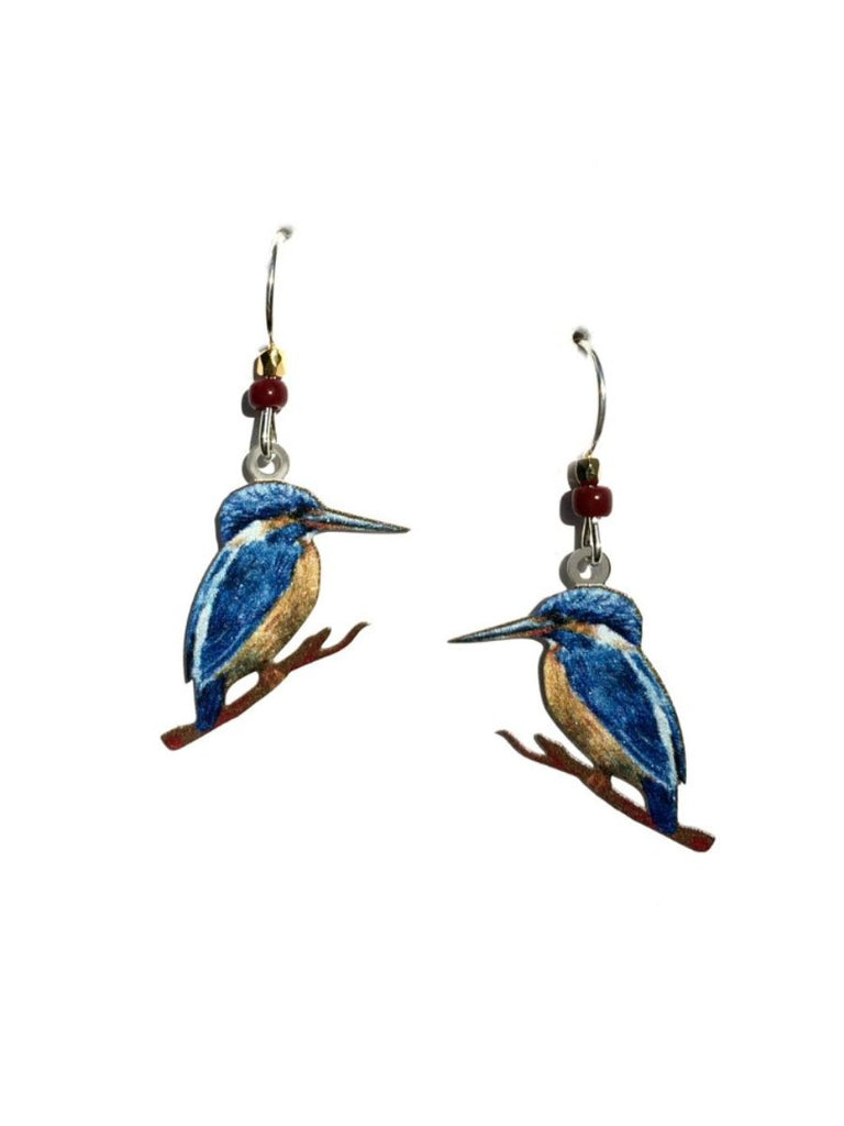 Kingfisher Earrings by Sienna Sky | Sterling Silver USA | Light Years