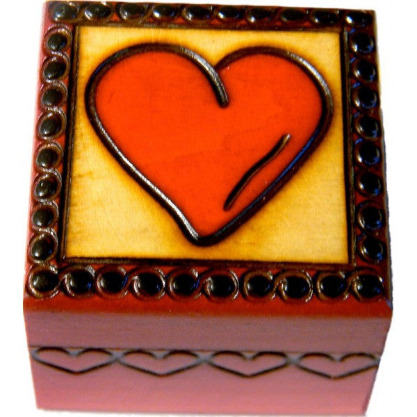 Small Wooden Trinket Box, $11 | Different Styles! | Light Years Jewelry