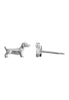 Lab Dog Posts | Sterling Silver Earrings Studs | Light Years Jewelry