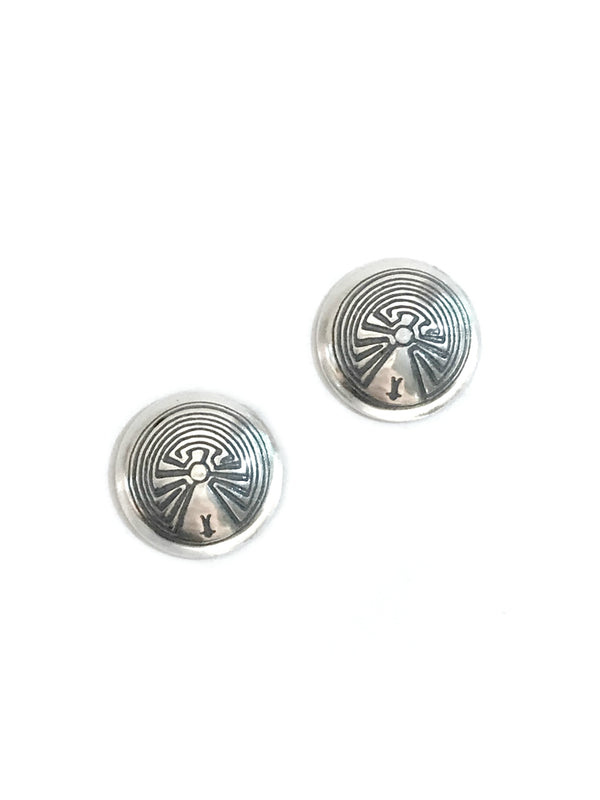 Southwest Motif Posts | Sterling Silver Studs Earrings | Light Years