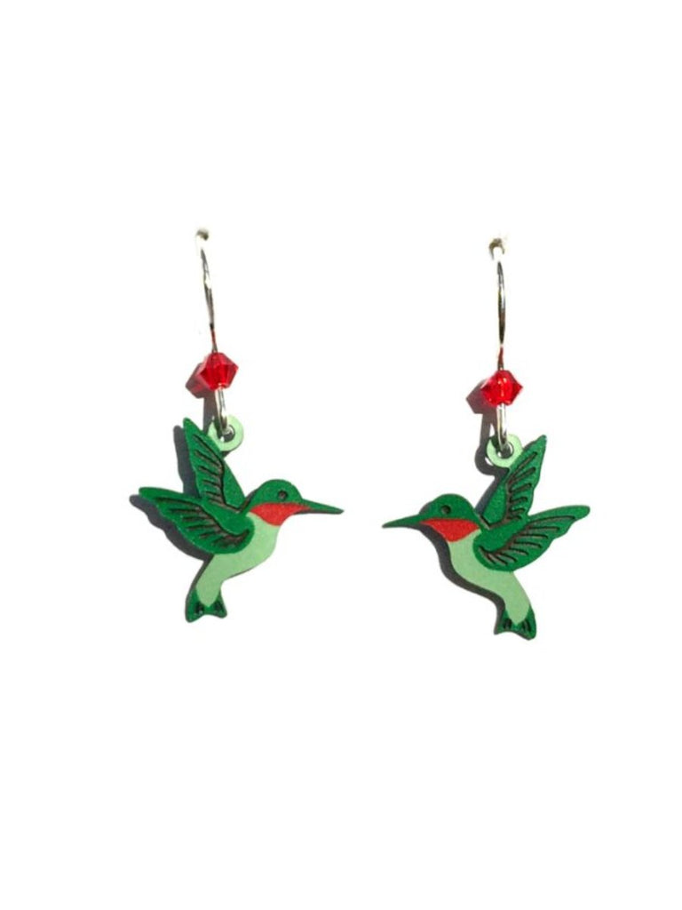 Hummingbird Earrings by Sienna Sky | Sterling Silver | Light Years