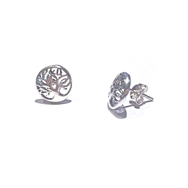 Tree of Life Posts, $11-14 | Sterling Silver Studs | Light Years Jewelry