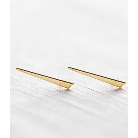 Accent Stud Posts by Amano, $18 | Gold-Plated | Light Years Jewelry
