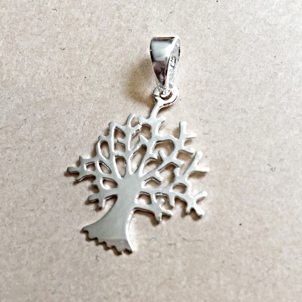 Tree of Life Necklace, $19 | Sterling Silver | Light Years Jewelry