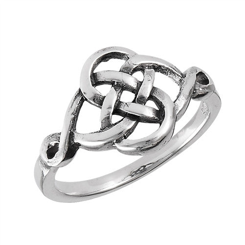 Classic Celtic Ring, $12 | Sterling Silver 5-10 | Light Years Jewelry