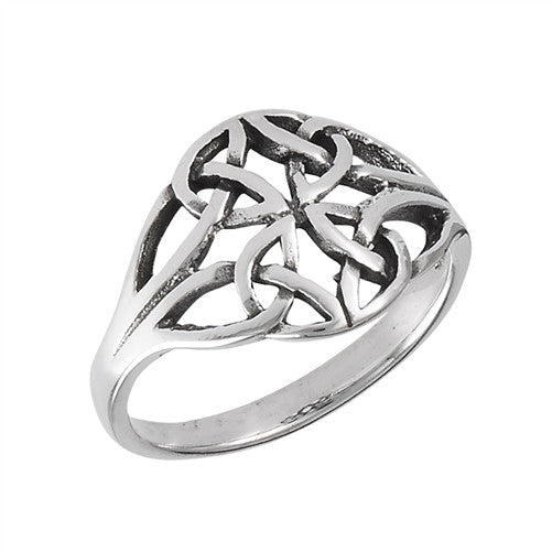 Classic Celtic Ring, $12 | Sterling Silver | Light Years Jewelry