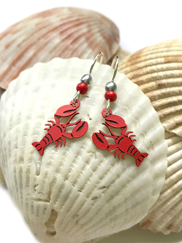 Lobster Dangles by Sienna Sky