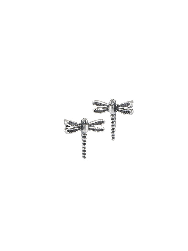 Dragonfly Posts | Sterling Silver Stud Earrings | Light Years Jewelry